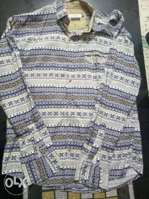 3 casual shirts and 1 formal shirt Size-XL