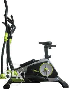 Elliptical Cross Trainer Reduce Belly Fat & Full Body Work
