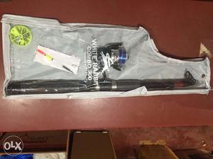 Fishing stick and kit