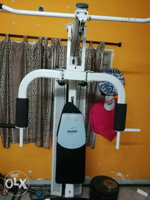 Gently used all in one home gym at very best