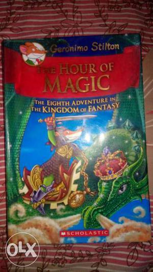 Gernimo stilton eighth adventure of fantasy.as