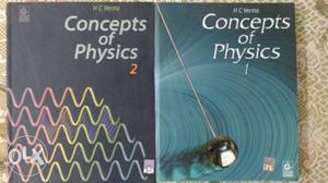 HC Verma (Physics part 1 and 2)