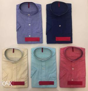 I have a unique collection of mens shirts jst for