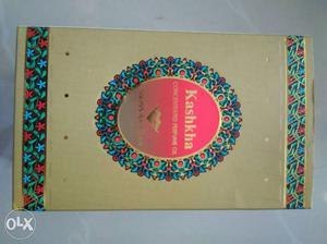 Imported Kashkha 20ml by Swiss Arabian perfumery.