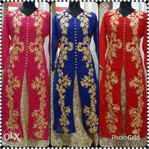 Lot goods (dresses at sale at lumsum rate around 800 suits)
