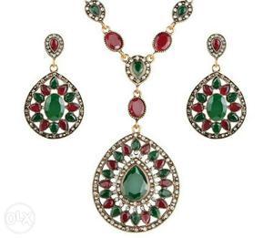 Turkish jewelry per peice price is 560/-