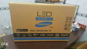 (32) SAMSUNG Panel Led Tv With Warranty Onsite