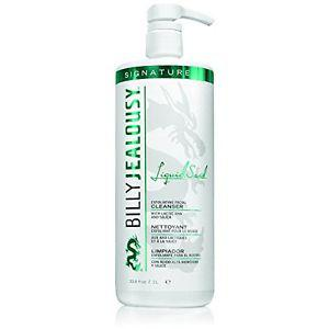 Billy Jealousy LiquidSand Exfoliating Facial Cleanser, 33.8