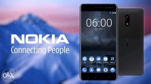 Coming soon Nokia 6 Ram 3GB. internal 32GB