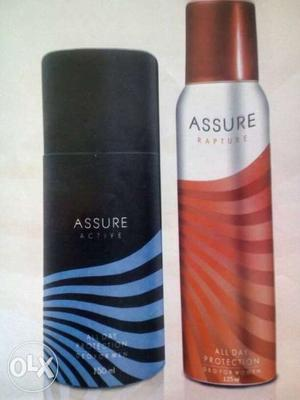 Deodorant for women and men sealed pack..
