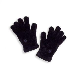 Earth Therapeutics: Aloe Infused Moisture Gloves, Black