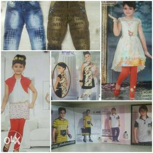 Kids Collection (boys & Girls)
