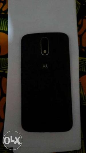 Moto g4 plus for sell.only 11 months old.32gb of