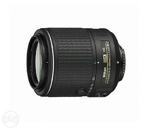 Nikkor  mm lens. 6 month old from 2 years warrenty.