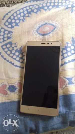 Redme.Mi Note 3. New Condition with shock proof