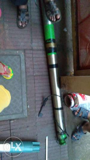 Texmo 3 hp submersible pump (qty2) working