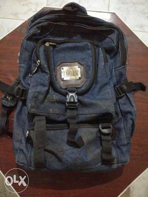 Wonder ful blue jeans kuda company bag
