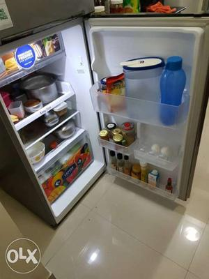 254 ltrs, one year old, refrigerator,emmaculately kept, with
