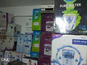 Aqua ro UV Waters purifier