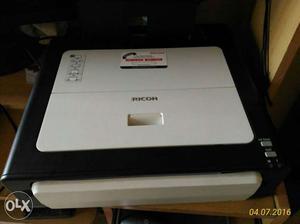 Black And White Ricoh SP 111 jam free laser Printer