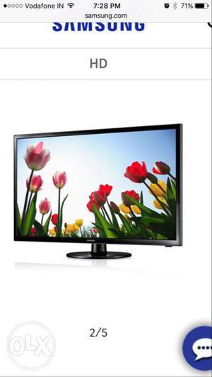 "Brand new Samsung 24"" LED TV. TV is still in box"