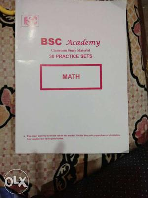 Bsc Academy complete Material new.set of 20 books