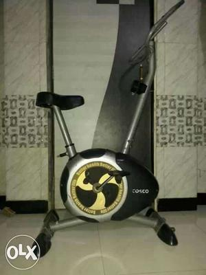 I am selling my gym cycle in good condition with