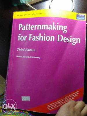 Many fashion designing books.. Selling because