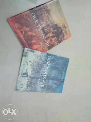 Our Past 3 Part 1 And 2 Books