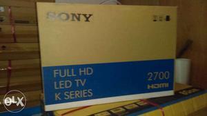 Sony Full HD LED TV K Series Box offer near u call