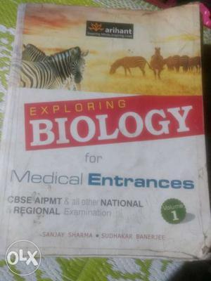 Biology Book For Medical Prepration part1.