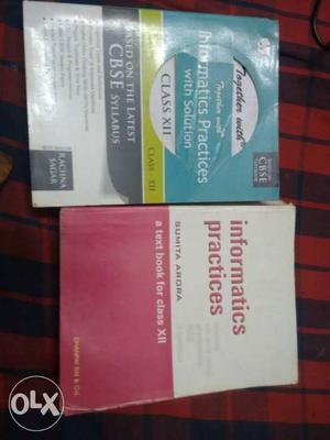 Informatics practices by Sumita arora Informatics