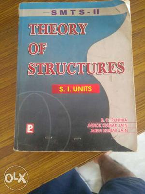 Theory Of Structures Textbook