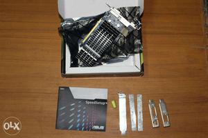 Asus NVIDIA GeForce EN210 Silent 1 GB DDR3 Graphics Card