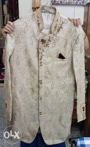 Brand New Indo western(Sherwani-Size 42) with trousers.