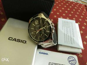Brand new Casio watch In mint condition..one
