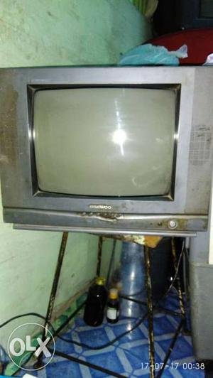 Daewoo 14 inch colour TV for good condition