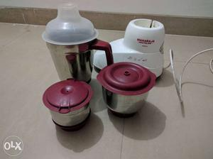 Maharaja juicer mixer grinder - good condition