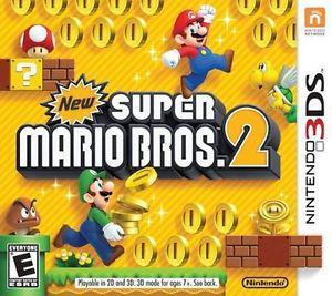 New Super Mario Bros. 2 (Nintendo 3DS NTSC)