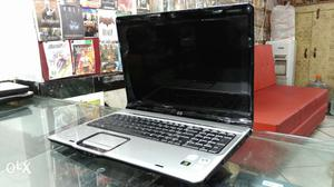 New Unused Laptop Brand HP Silver Colour Big Screen