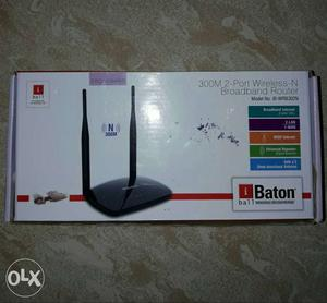 New iball wifi router 300 mbps