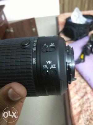 Nikon mm AF VR Lens