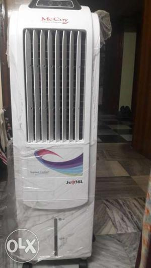 White McCoy Air Cooler