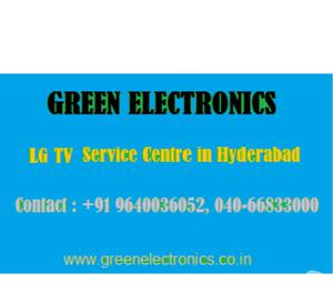 LG TV Service Centre in Hyderabad | Greenelectronics.co.in