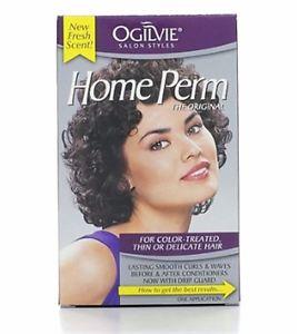 Ogilvie Home Perm The Original Color-Treated, Thin or