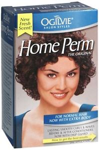 Ogilvie Home Perm The Original Normal Hair With Extra Body 1