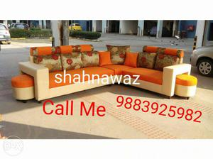 We manufacture All types of sofa