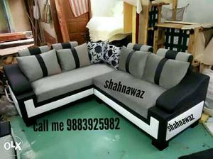 We manufacturing all types of sofa