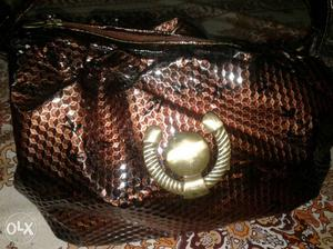 Leather bags for ladies