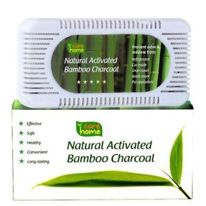 Natural Activated Charcoal Odor Eliminator by CareHome -